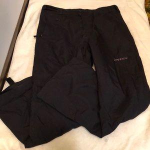Men's M spider snow pants